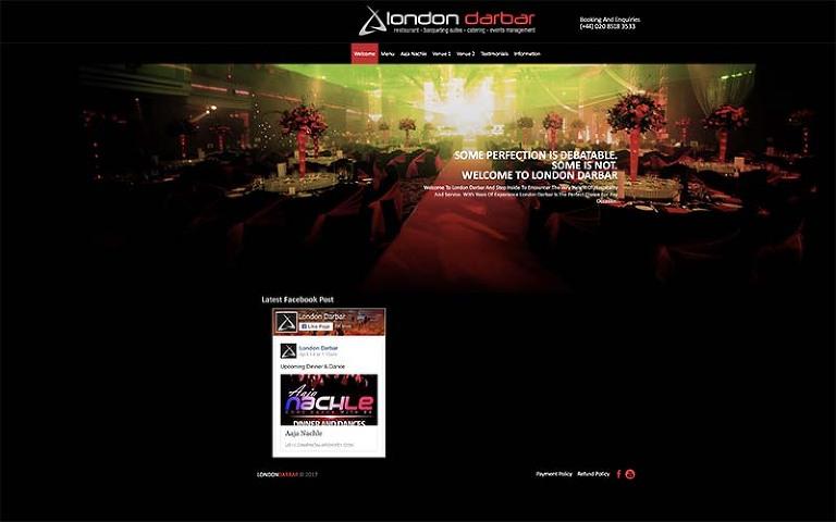 large indian wedding venues uk