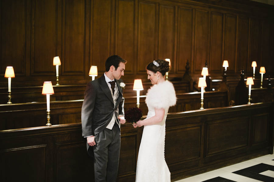 wedding photograph butchers hall london