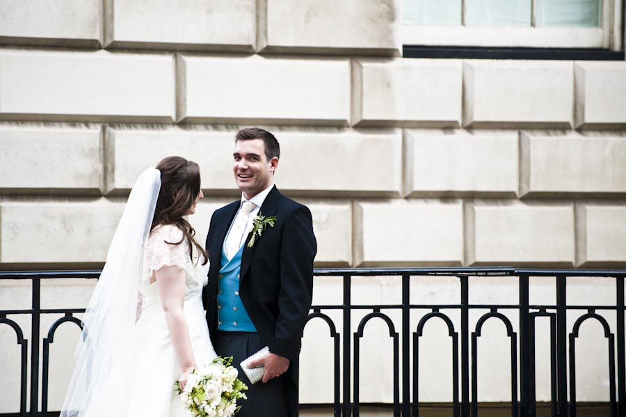 wedding photographer claridges