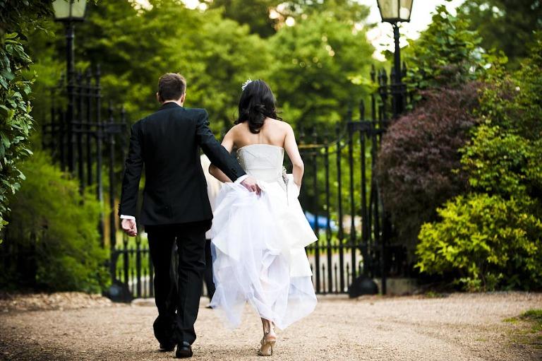wedding Syon Park
