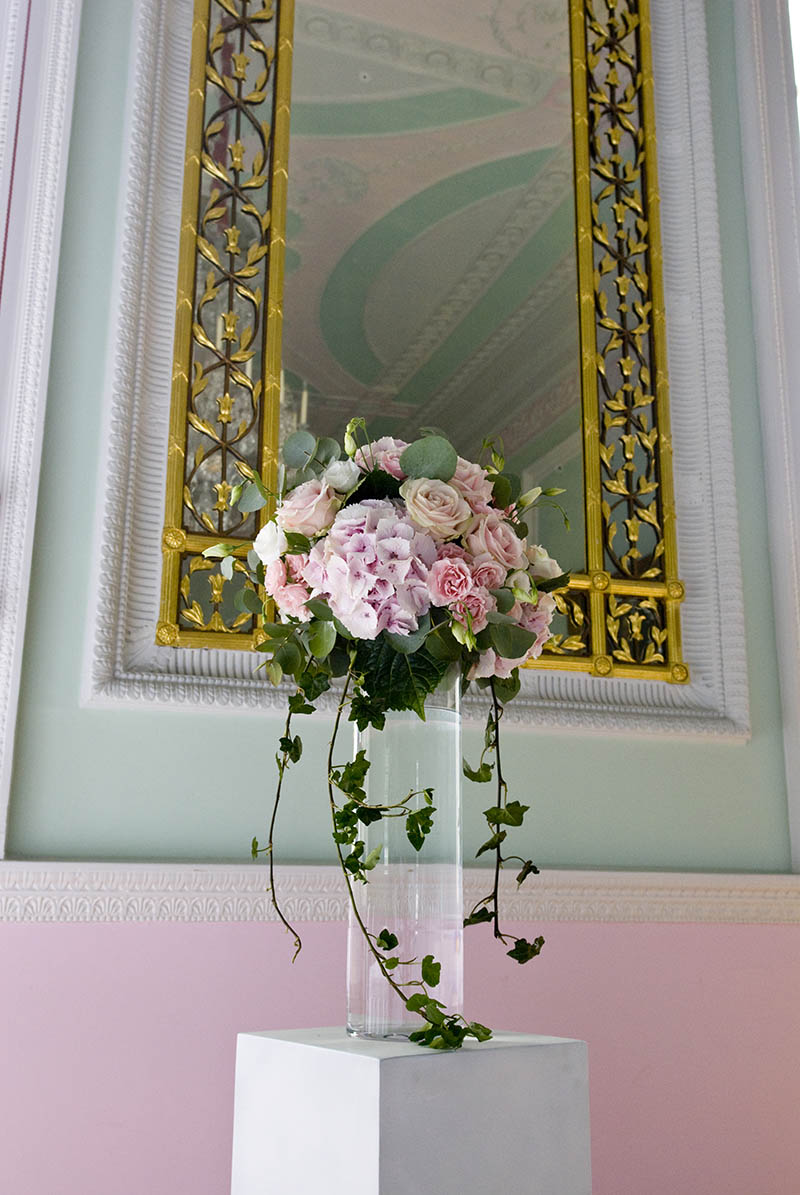 wedding flowers chandos house