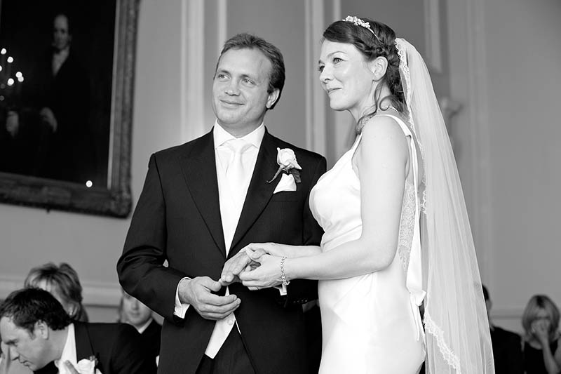 wedding vows chandos house
