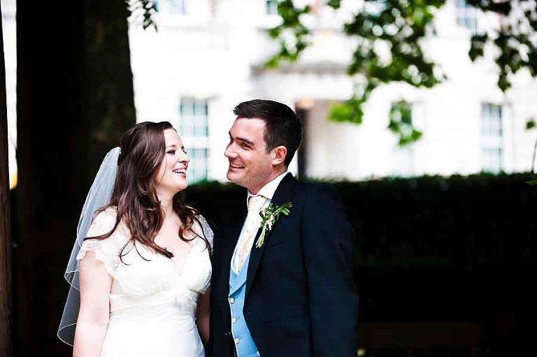 claridges wedding photo