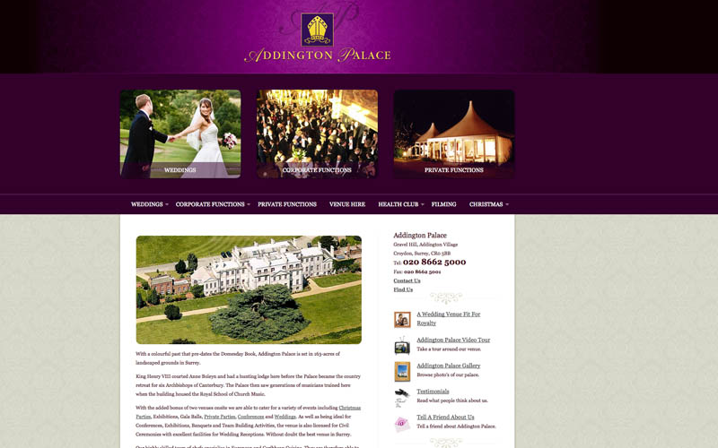 large jewish indian wedding venues