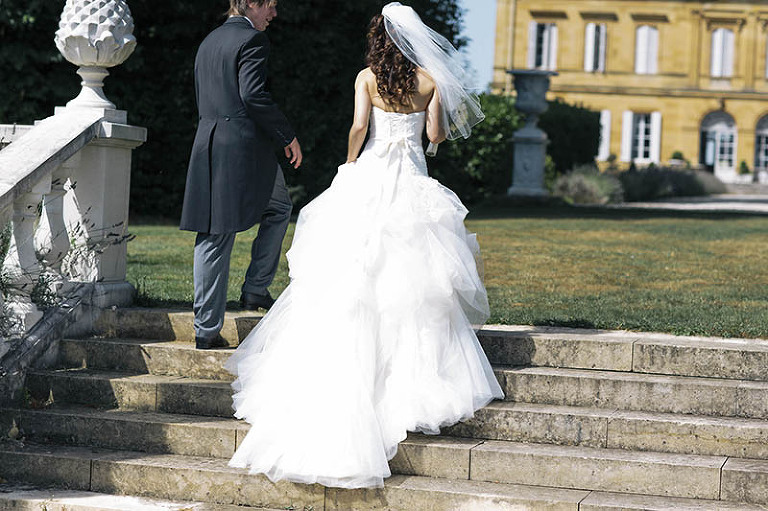 maggie sottero dress in france