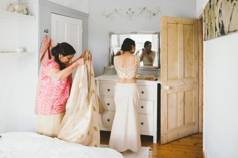 wedding photography cambridge cottage kew