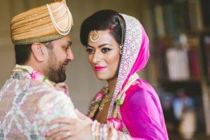 bride & groom wedding photography poses
