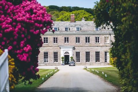 Jay Rowden luxury wedding photography Boconnoc House