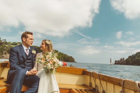 DIY Weddings Devon - Dartmouth Wedding Photographer