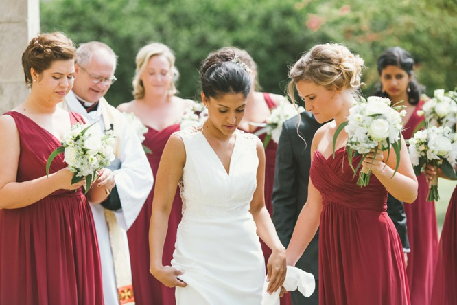 st john the baptist church devizes wedding photos
