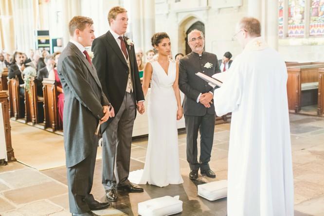 st john the baptist church devizes wedding photographers