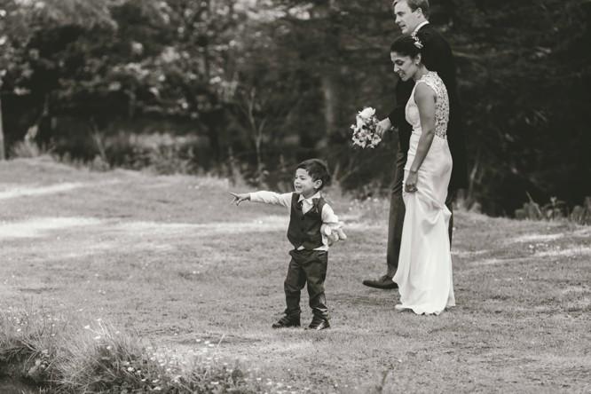 wiltshire b+w wedding photography