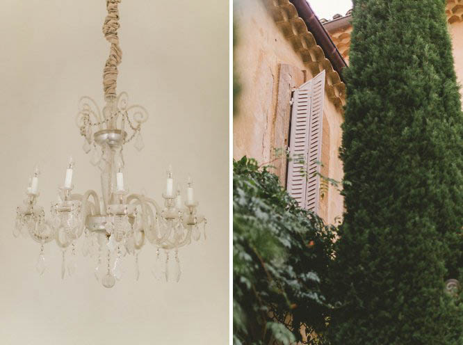 Chateau De Massillan wedding photos