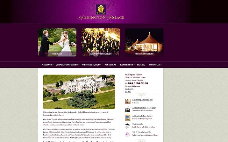 large jewish indian wedding venues