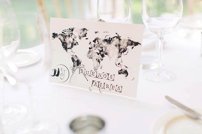 creative wedding stationery