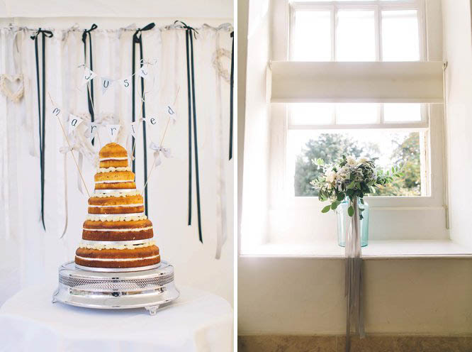 creative wedding cakes cotswolds