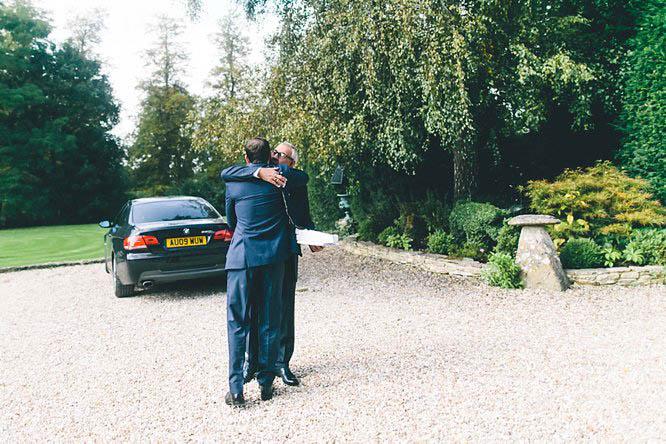 rectory crudwell reportage wedding photographer