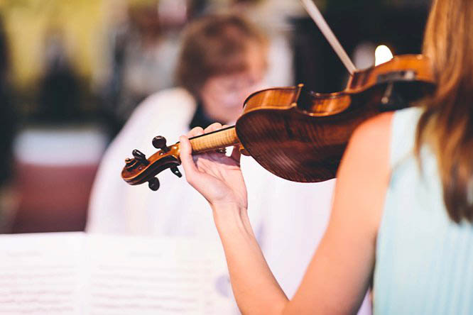 wedding violinists cotswolds