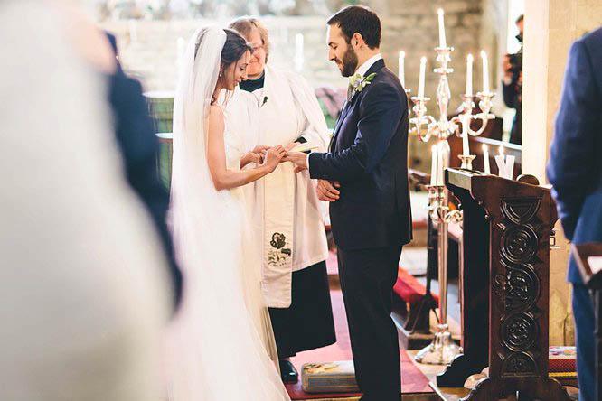 all saints crudwell wedding photography