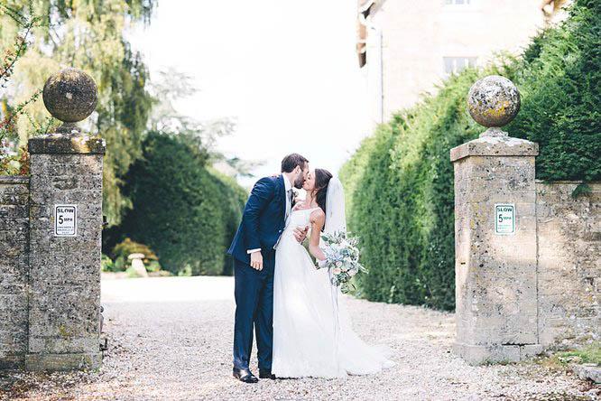 beautiful wedding photography cotswolds