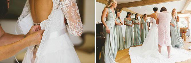 lace wedding dress ideas