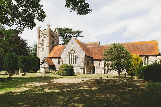st mary the virgin church hambledon