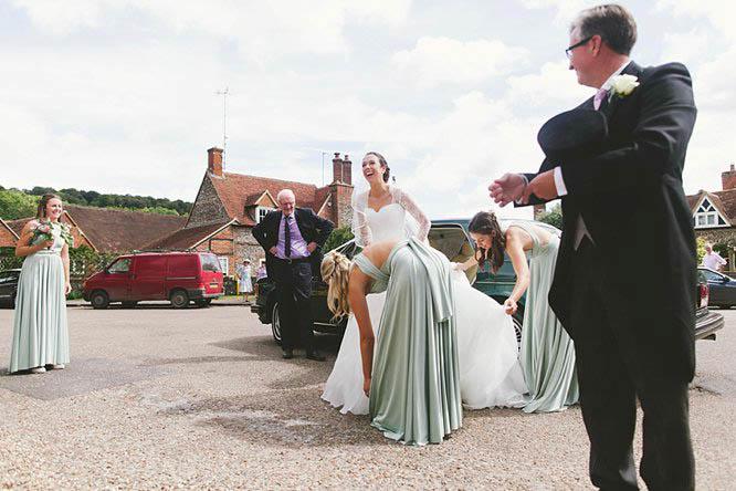 reportage wedding photography bucks