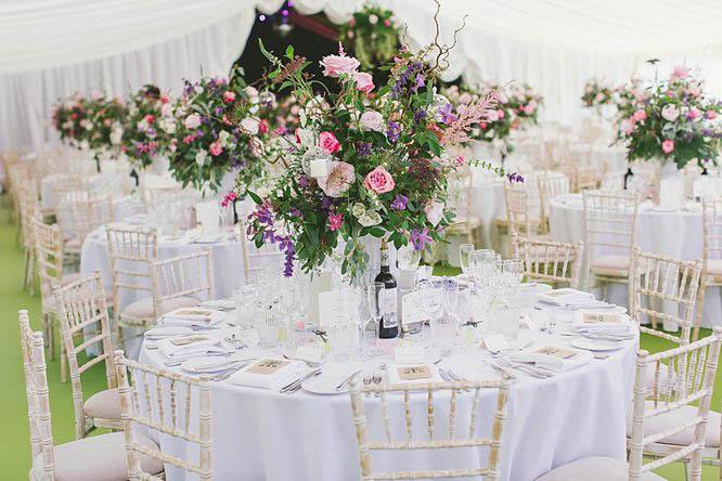 luxury marquee weddings