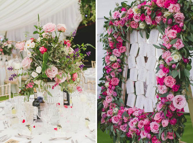 beautiful wedding tables ideas