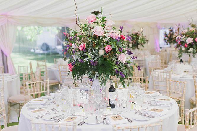 buckinghamshire wedding florist