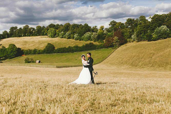 fine art wedding photographer buckinghamshire