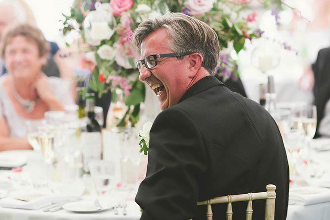 marquee garden wedding photojournalist