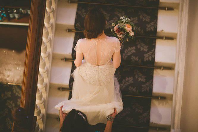 university womens club wedding