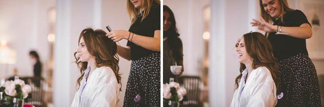 bridal preparations at browns hotel london