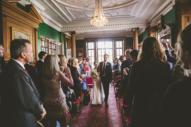 university womens club wedding photos