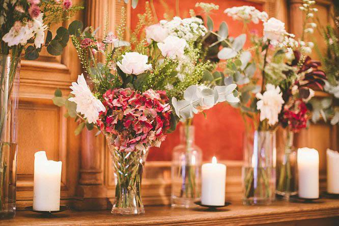 boh chic wedding ideas