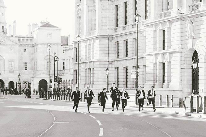 cool wedding photographers in london