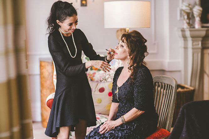 wedding hair and make up artists in london
