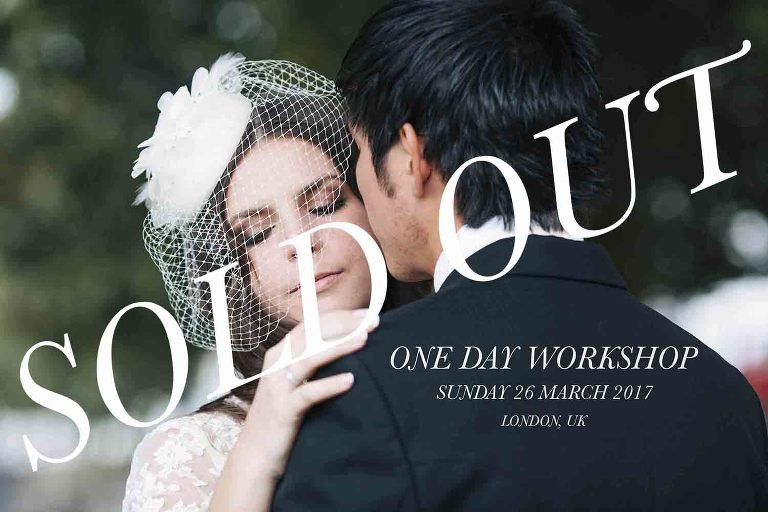 london wedding photography workshops