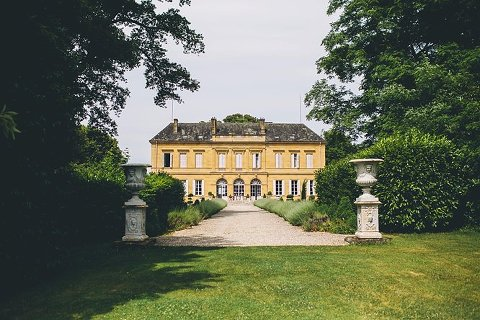french chateau wedding dordogne chateau la durantie