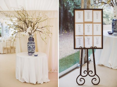vintage wedding table names