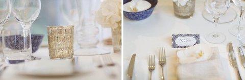 white wedding table ideas