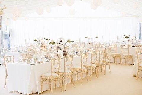 contemporary wedding table ideas