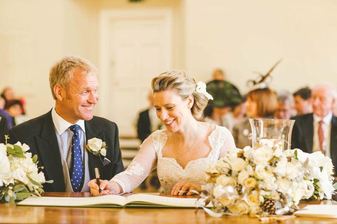 wedding at lantern hall farnham castle