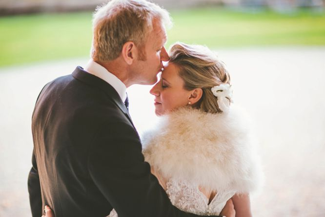 farnham castle winter wedding photographer