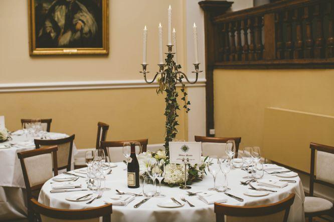 farnham castle wedding photos great hall
