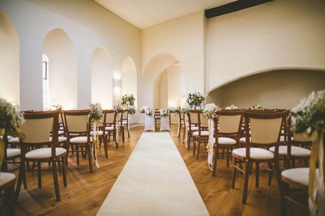 wedding lantern hall farnham castle