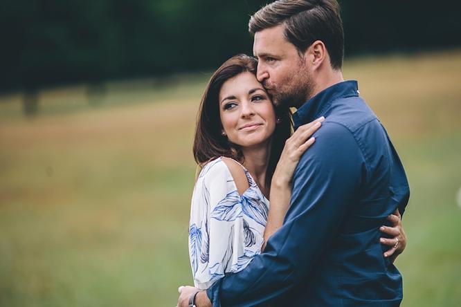 beautiful engagement shots