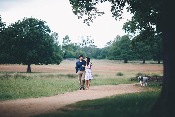 natural engagement photographers