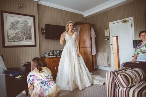 richmond park wedding